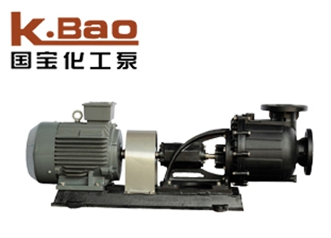 Continuous self-priming pump